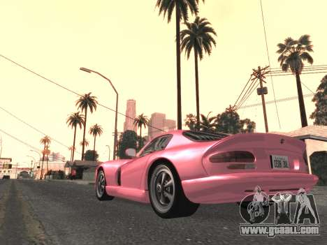Nice Final ColorMod for GTA San Andreas eighth screenshot