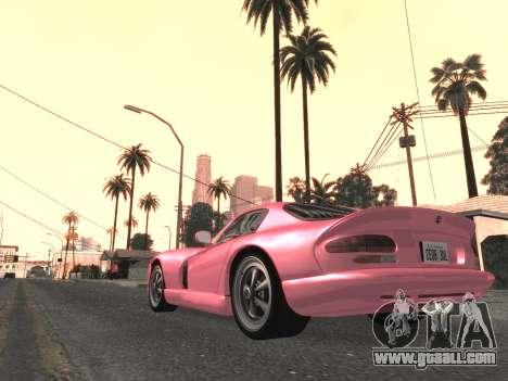 Nice Final ColorMod for GTA San Andreas eighth screenshot