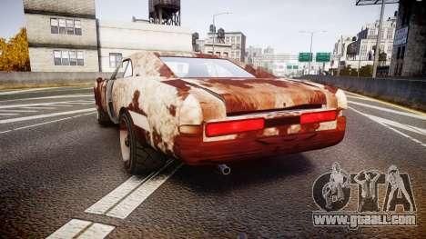 Imponte Dukes Beater for GTA 4 back left view