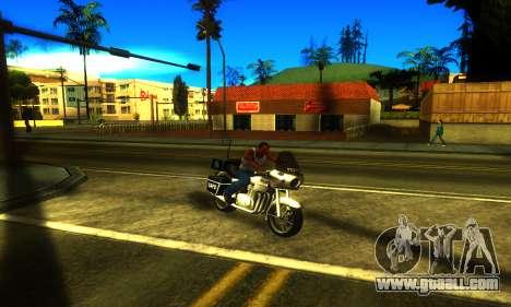 ENB 1.5 & Wonder Timecyc for GTA San Andreas