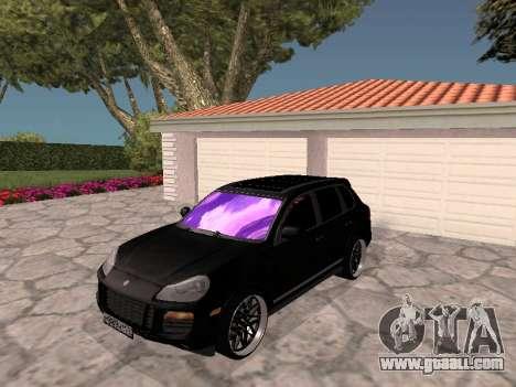 Porsche Cayenne Turbo S for GTA San Andreas