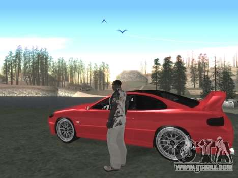 Nice Final ColorMod for GTA San Andreas forth screenshot