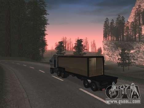 Nice Final ColorMod for GTA San Andreas twelth screenshot