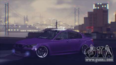 Real Live ENB for GTA San Andreas forth screenshot
