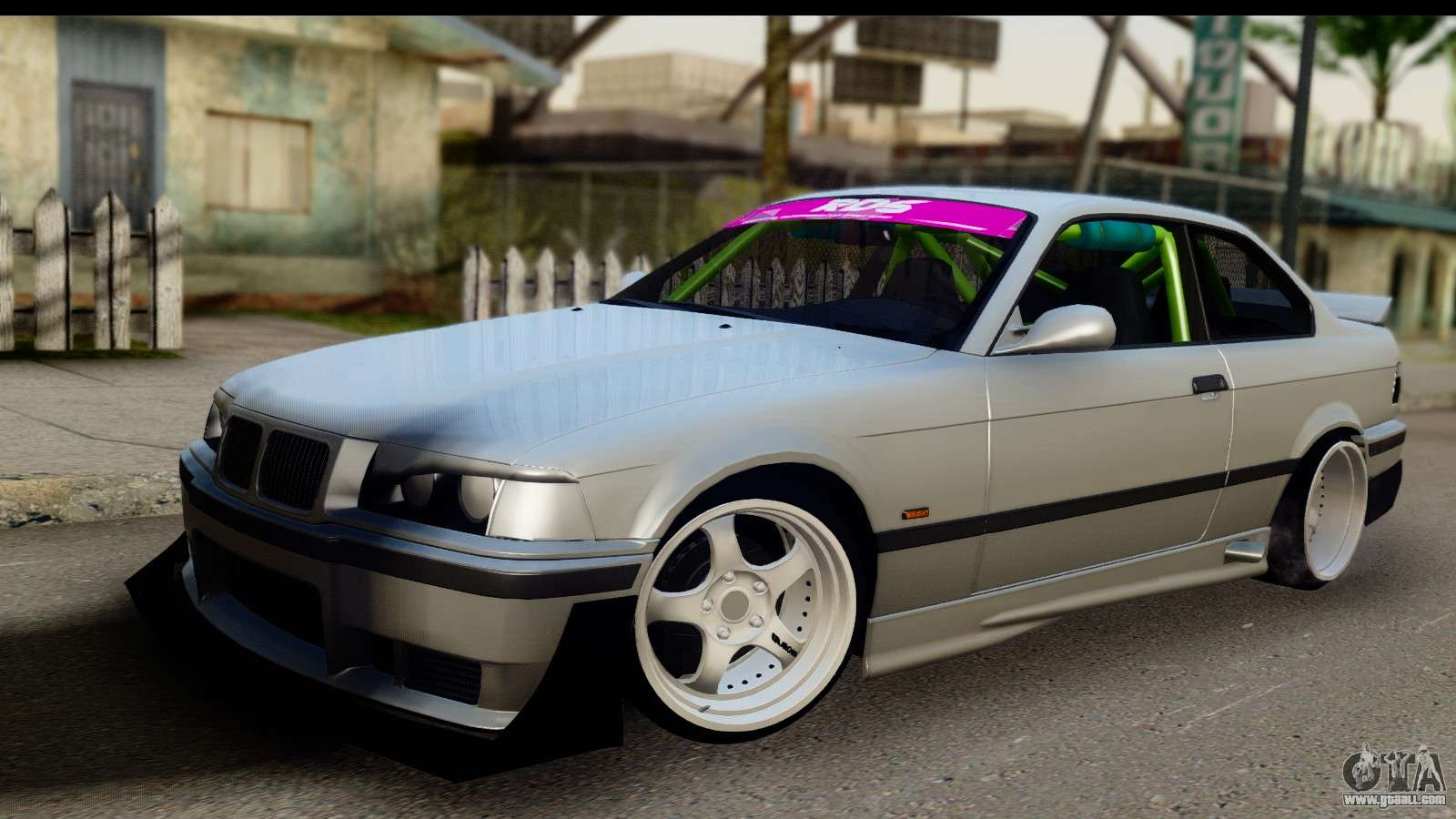 bmw e36 drift for gta san andreas. Black Bedroom Furniture Sets. Home Design Ideas