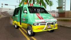 Toyota Microbus v2