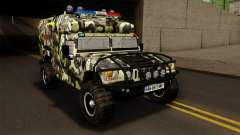 HMMWV M997 Ambulance