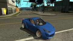 Ferrari 458 Italia купе for GTA San Andreas