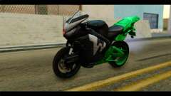 Honda CBR1000RR for GTA San Andreas