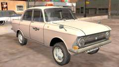 Moskvich 412 Cab for GTA San Andreas