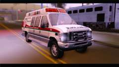 Ford E-350 Ambulance New Brunswick for GTA San Andreas