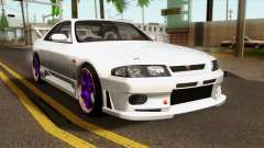 Nissan Skyline R33 Drift JDM for GTA San Andreas