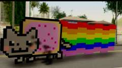 Nyan Cat for GTA San Andreas