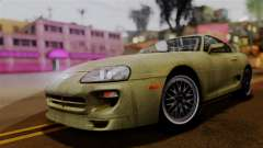 Toyota Supra Turbo (JZA80) 1998 FF7 Edition for GTA San Andreas