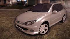 Peugeot 206 SD Coupe