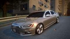 Audi S6 v1.0 2013 for GTA 4