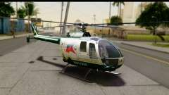 MBB Bo-105 Air Med