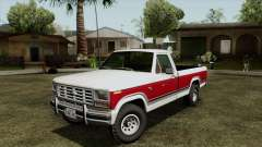 Ford F-150 1982 Final for GTA San Andreas