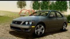 Lexus IS300 Tunable for GTA San Andreas