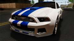 Ford Shelby 2014