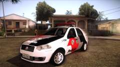 Fiat Siena 2011 for GTA San Andreas