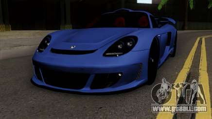 Gemballa Mirage GT v1 Windows Up for GTA San Andreas