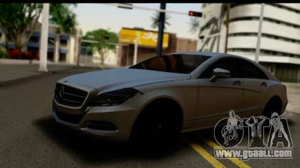 Mercedes-Benz CLS 350 2011 for GTA San Andreas