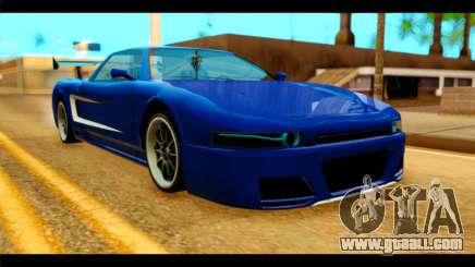 Infernus Rapide GTS for GTA San Andreas