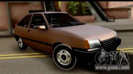 Chevrolet Kadett SL v2.0 for GTA San Andreas
