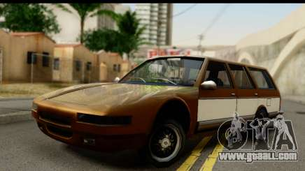 Regina with Infernus face for GTA San Andreas
