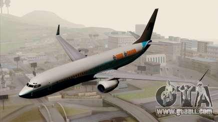 Boeing B737-800 Pilot Life Boeing Merge for GTA San Andreas