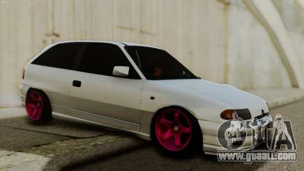 Opel Astra GSI 2.0 for GTA San Andreas