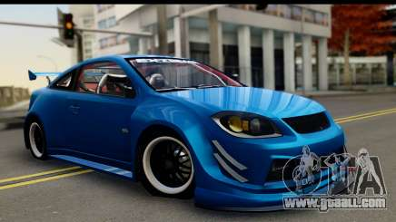Chevrolet Cobalt SS Mio Itasha for GTA San Andreas