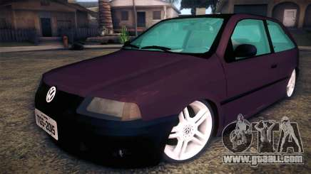 Volkswagen Gol GTI for GTA San Andreas