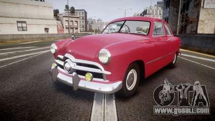 Ford Business 1949 v2.2 for GTA 4