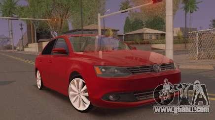 Volkswagen Jetta седан for GTA San Andreas