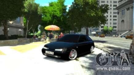 VAZ 2112 coupe BadBoy for GTA 4