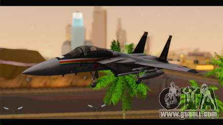 F-15J Hyakuri Air Base 30th Anniversary for GTA San Andreas