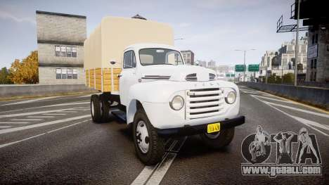 Ford F-6 1949 4WD for GTA 4
