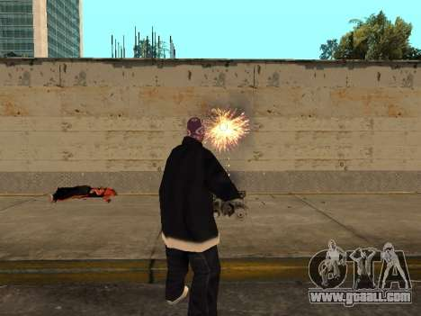 ENB Real Monsters for GTA San Andreas sixth screenshot