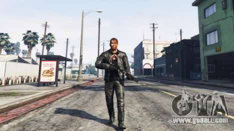 GTA 5 Terminator second screenshot