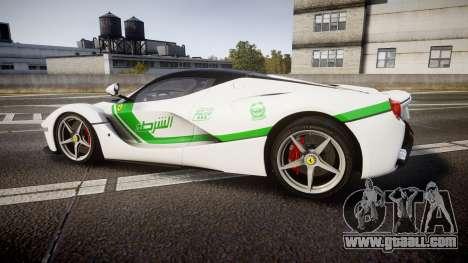 Ferrari LaFerrari 2013 HQ [EPM] PJ2 for GTA 4 left view