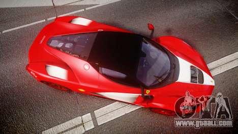 Ferrari LaFerrari 2013 HQ [EPM] PJ3 for GTA 4 right view