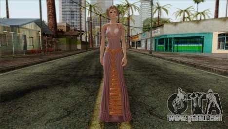 Mistel Skin for GTA San Andreas