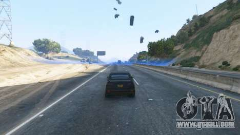 GTA 5 Force field third screenshot