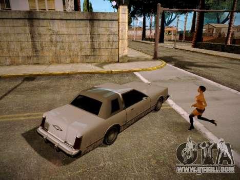 ENB Real Monsters for GTA San Andreas