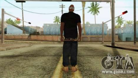 Tupac Shakur Skin v2 for GTA San Andreas second screenshot
