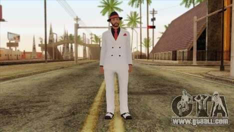 GTA 5 Online Skin 1 for GTA San Andreas