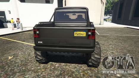 GTA 5 New York State License plate third screenshot