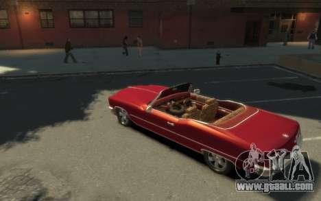 GTA 3 Yardie Lobo HD for GTA 4 right view